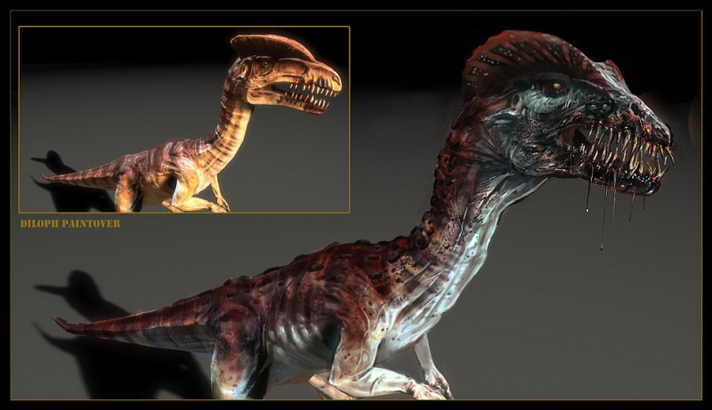 Turok Evolution Turok Concept