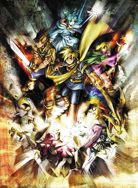 Golden Sun 1 Picture From Gamez Expert Hosted By Neoseeker