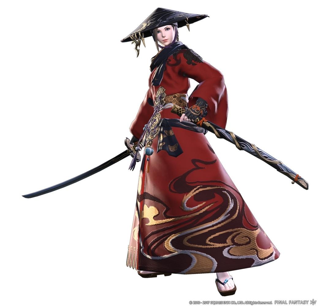 Final Fantasy XIV Stormblood Expansion Gets Even Bigger