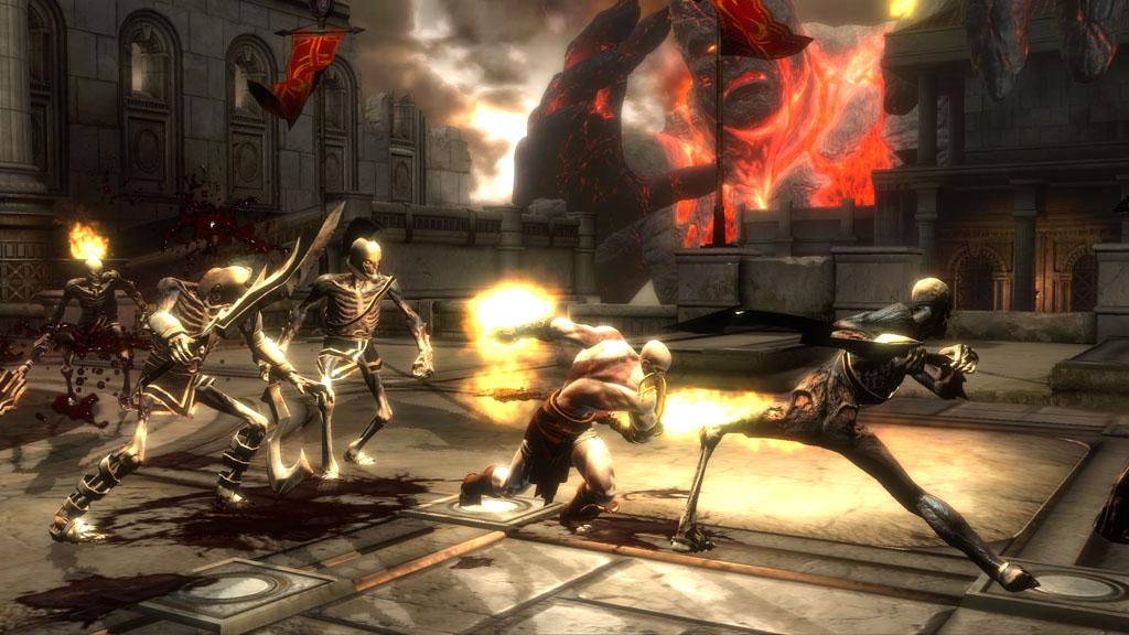 God of War 3 - Playstation 3 - March 2010