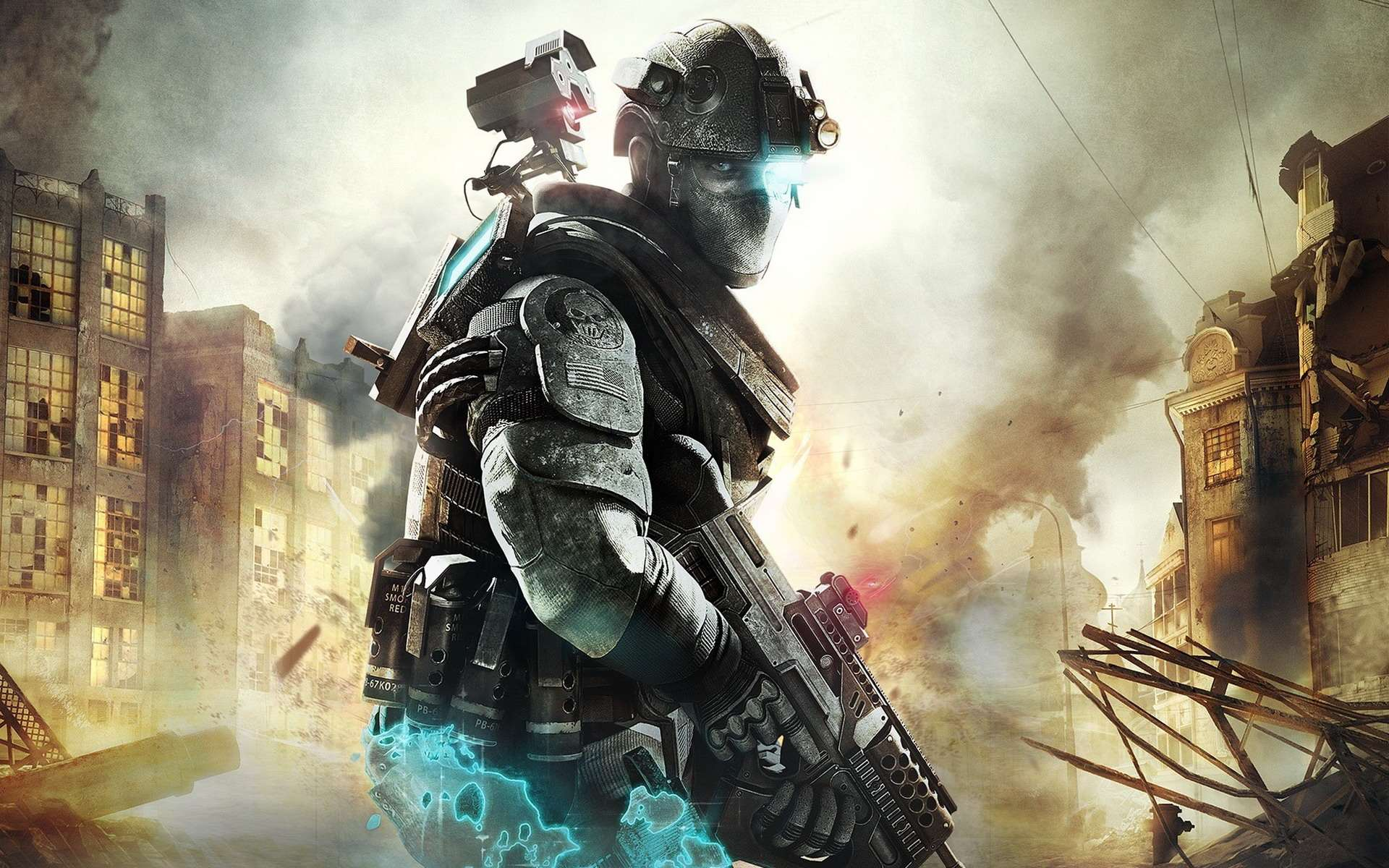New Ghost Recon Future Soldier Documentary Trailer And