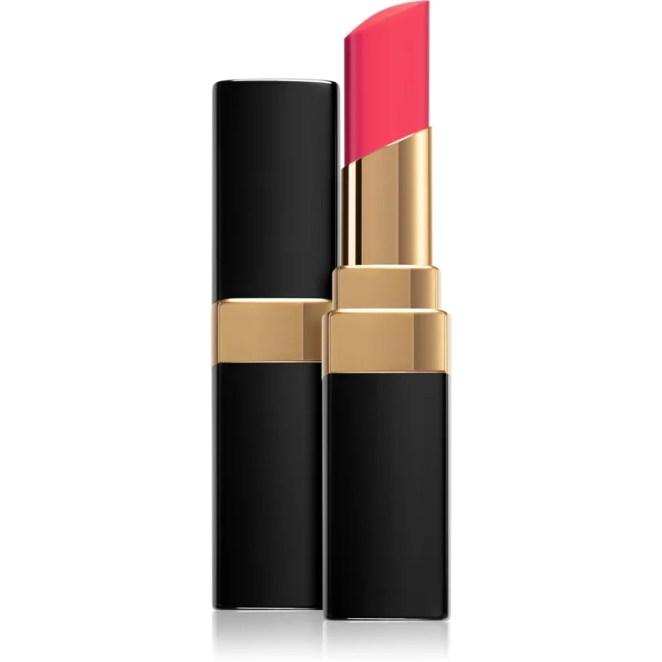 Chanel Rouge Coco Flash hydratační lesklá rtěnka odstín 86 Furtive 3 g