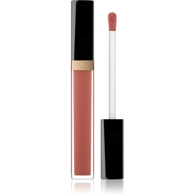 Chanel Rouge Coco Gloss hydratační lesk na rty odstín 722 Noce Moscata 5,5 g
