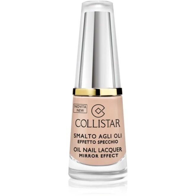 Collistar Oil Nail Lacquer lak na nehty s olejem odstín 304 Nudo Puro 6 ml