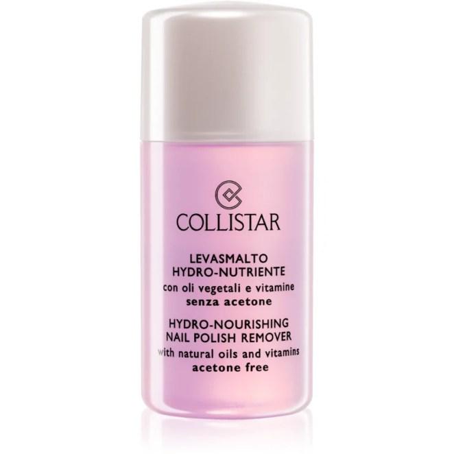 Collistar Hydro-Nourishing Nail Polish Remover odlakovač na nehty hydratační 75 ml