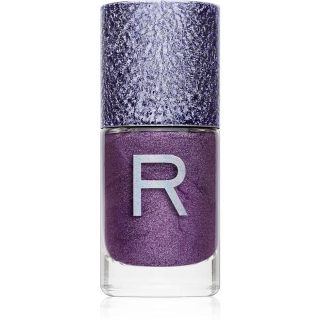 Makeup Revolution Holographic Nail lak na nehty s holografickým efektem odstín Supernova 10 ml