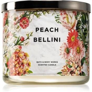 Bath & Body Works Peach Bellini lumânare parfumată II.