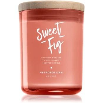 DW Home Sweet Fig lumânare parfumată