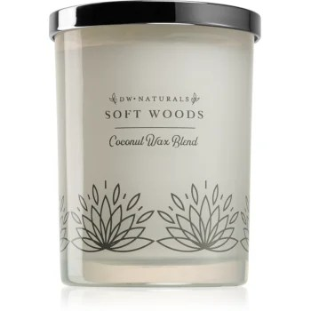 DW Home Soft Woods lumânare parfumată I.