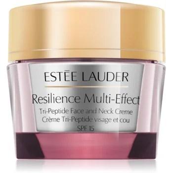 Estée Lauder Resilience Multi-Effect crema nutritiva pentru o piele mai luminoasa