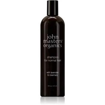 John Masters Organics Lavender Rosemary șampon îngrijire pentru par normal
