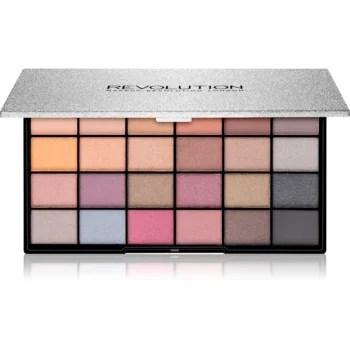 Makeup Revolution Life On the Dance Floor paleta očních stínů odstín After Party 24 x 1,1 g