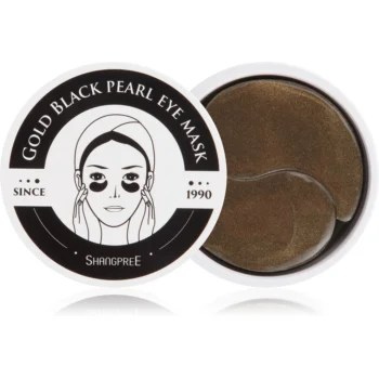 Shangpree Gold Black Pearl masca hidrogel pentru ochi cu efect antirid