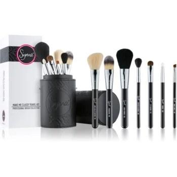Sigma Beauty Travel Kit Seturi pentru voiaj (pachet pentru calatorie) pentru femei