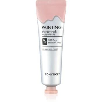 TONYMOLY Painting Therapy Pack mască cu argilă pentru toate tipurile de ten