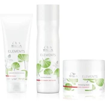 Wella Professionals Elements set cosmetice (pentru par uscat si deteriorat) pentru femei