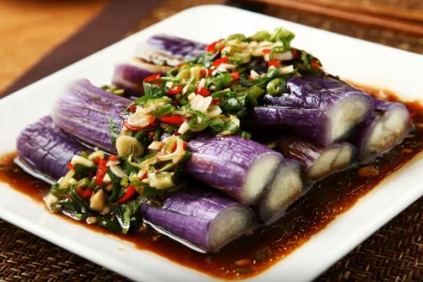 涼拌茄子 美味總是擋不住(視頻)   美食   新唐人中文電視臺在線