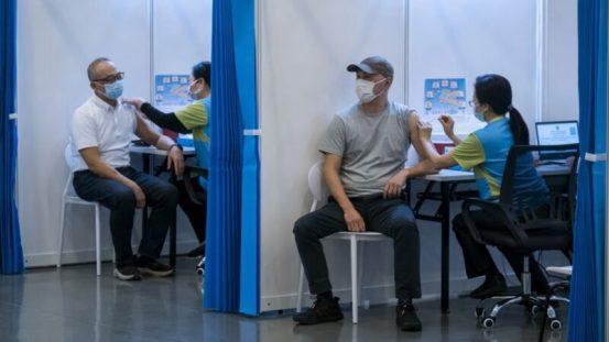 接种克星疫苗后在香港死亡的第16例| 来自中国的克星疫苗| 香港渠务署| 办公室突然死亡