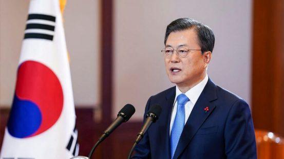 """韩国的""""反共党""""击败了文在寅。 台湾媒体:习近平的不利岁月共同民主党  国民军党  韩国反共党"""
