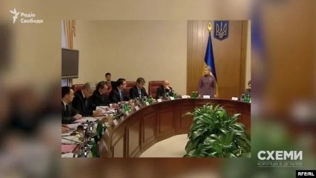 Тодішній уряд на чолі з Тимошенко доручив виготовити апарати ШВЛ