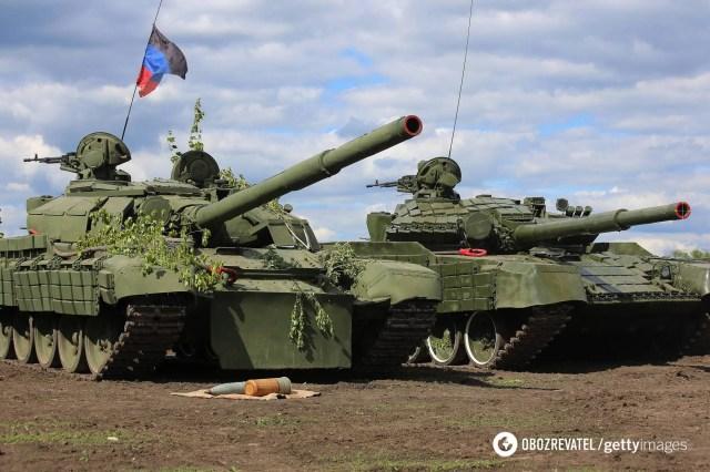 На Донбассе совершено военное преступление