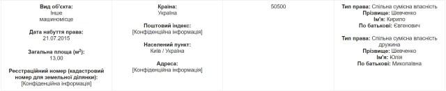 Декларация Кирилла Шевченко
