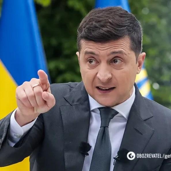 Президент считает, что Украина должна стать страной, которую ЕС хочет видеть в своем составе