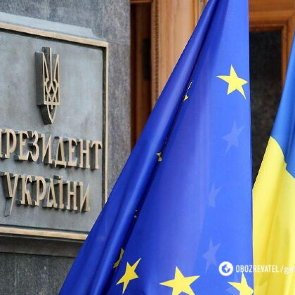 В Офисе президента считают, что украинцы сами решат вступать ли государству в ЕС