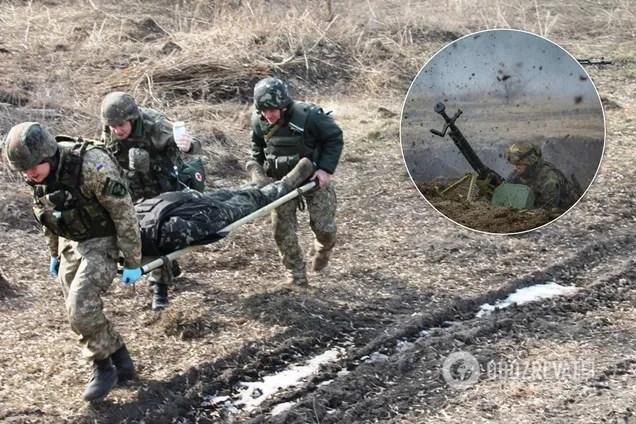 Террористы на Донбассе убили украинского воина