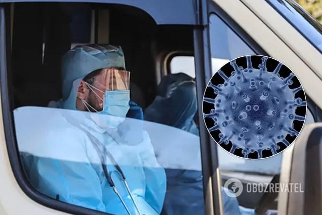 COVID-19 заразились 20 медиков в больнице Харькова