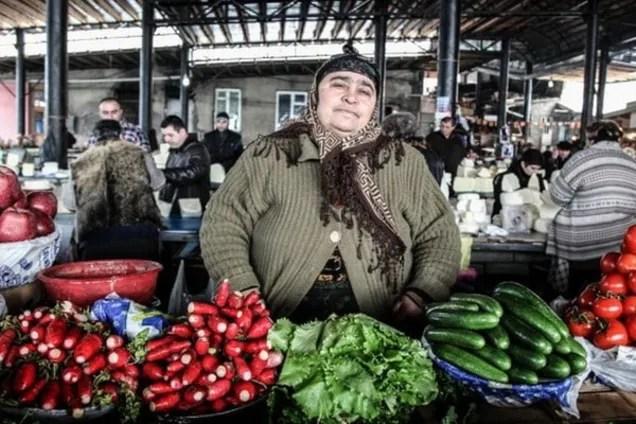 Фото СССР: опубликованы снимки рынков со всего бывшего ...