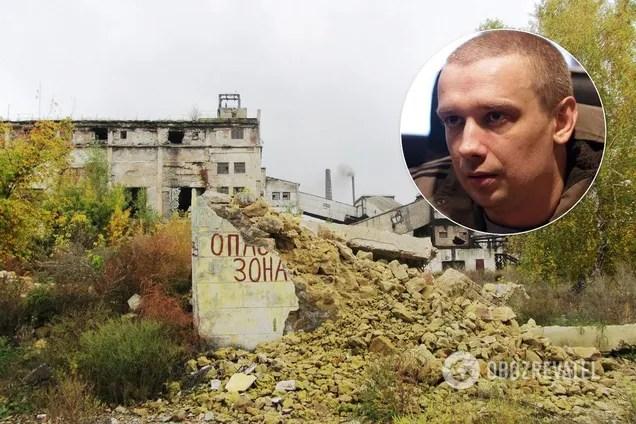 """Денис Секацкий рассказал о могильниках в """"ЛНР"""""""