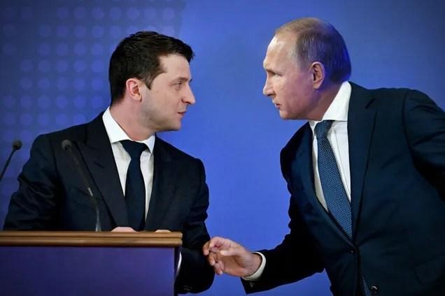 """У Путина заявили об """"эффективном контакте"""" с Зеленским"""