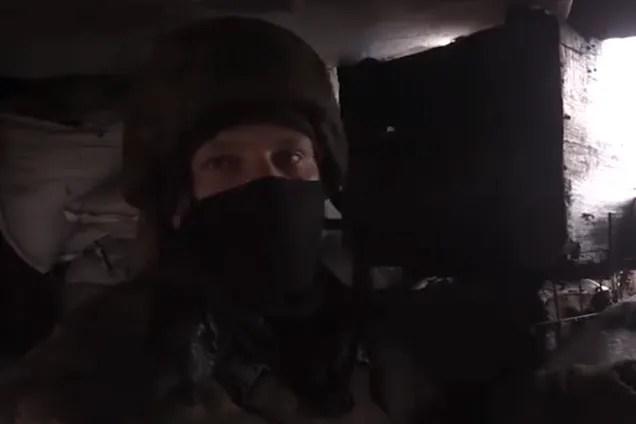 Сильные кадры с воинами ВСУ на Донбассе попали в сеть