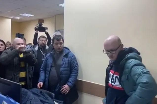 """СБУ проводить обшуки на каналі """"1+1"""""""