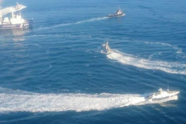 СБУ показала доказательства спланированной атаки России в Керченском проливе