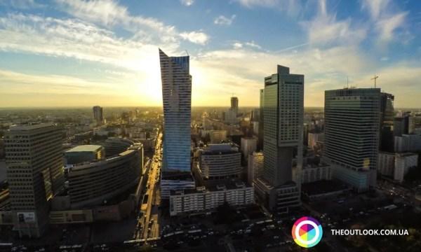 Варшава з висоти: опубліковані приголомшливі фото - новини ...
