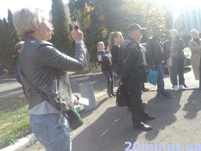 У Тернополі влаштували облаву на призовників