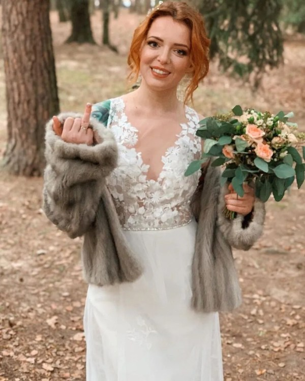Женя Огурцова вышла замуж - фото со свадьбы - Ранетки ...
