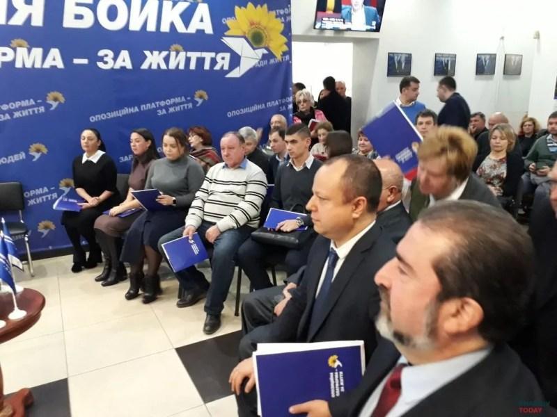 Ексглава Адміністрації Порошенка виявився членом партії Медведчука. Відео