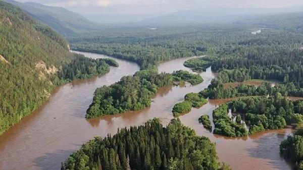 У Росії ціла область пішла під воду: є загиблі і зниклі. Фото і відео потопу