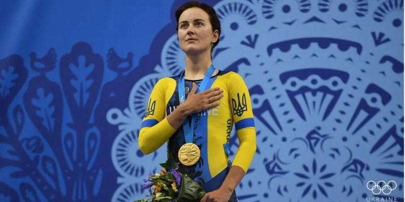 Анна Соловей – велоспорт. Перемога в спорт-треку.