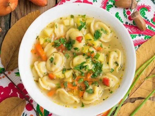Рецепт вкуснейшего супа с пельменями, от которого пальчики ...