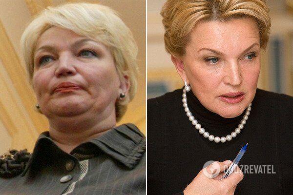Раиса Богатырева до и после пластики: фото - красота ...