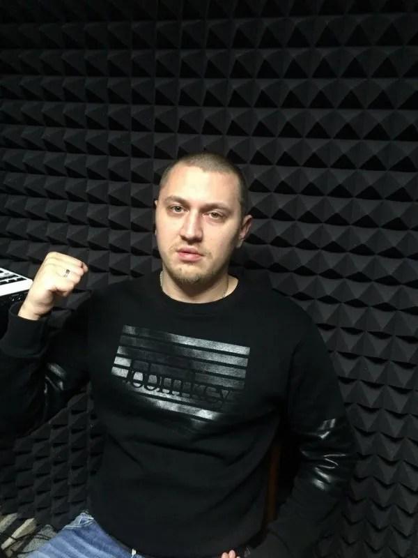Рэпер Егор Андриенко