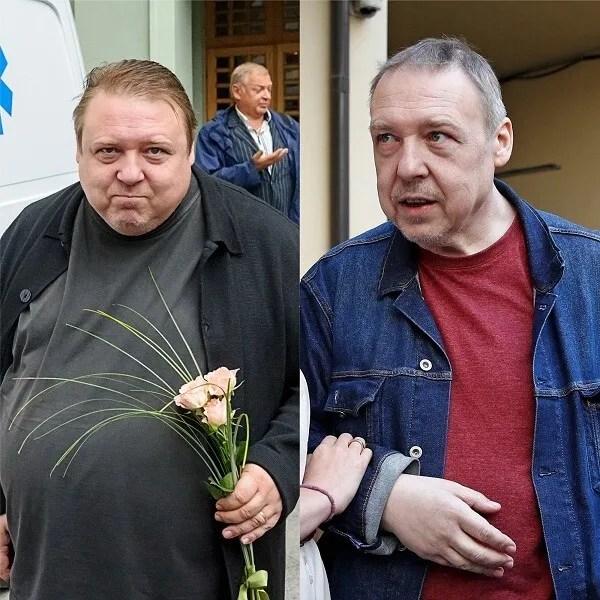 Александр Семчев похудел на 100 кг: фото до и после - новости