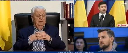 Кравчук рассказал о встрече Гитлера и Сталина во Львове и вызвал гнев в России