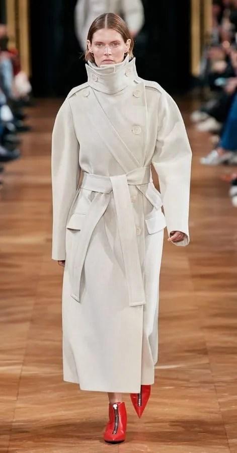 Модные пальто 2020: тренды сезона осень-зима - фото