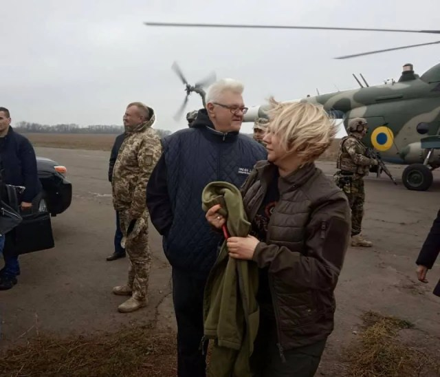 После нападения оккупантов под Золотым Сергей Сивохо отложил запуск Платформы примирения