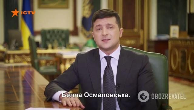ICTV подловили на странных титрах при обращении Зеленского. Видео